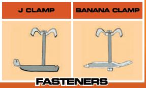 Steel Grating Fasteners